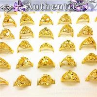 Women Gold 916 gold ring