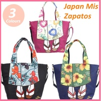 PREMIUM QUALITY🔥 Japan Mis Zapatos Casual Sling Bag Women Handbag Bags Shoulder Beg Travel  Pouch Wallet Purse