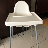 ikea兒童餐桌椅