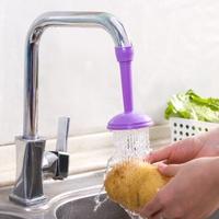 Honana Kitchen Adjustable Water Saving Faucet Splash Water Regulator Valve Shower Head Filter