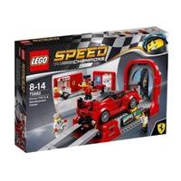 ☄樂高 LEGO 75882 法拉利 FXX K & 發展中心
