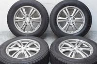 沒有大頭釘的輪胎輪罩安排4瓶一套17英寸225/65R17 102Q馬克服務3條:1部橫濱:普利司通 taiyakaitori-kaisyo