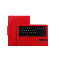 """Folio Case Cover with Removable Bluetooth Keyboard for iPad Pro 10.5"""" 12.9"""" 9.7"""""""