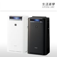 嘉頓國際 日本公司貨 夏普 SHARP【KI-JS70】空氣清淨機 16坪 除臭 PM2.5 負離子 25000