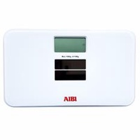 AIBI Solar Electronic Bathroom Scale