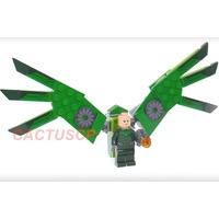 #玩樂高 LEGO 76114 全新未組 禿鷹 含飛行器和武器 76083參考
