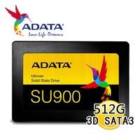 ADATA 威剛 SU900 512GB SSD 2.5吋 固態硬碟 五年保固