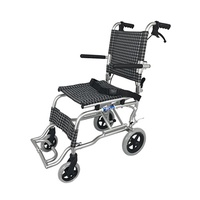 Lifeline | Lightweight Travel Transit Pushchair Wheelchair