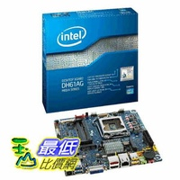 [103 美國直購] Intel 主機板 Desktop Board DH61AG Thin Mini-ITX $7019