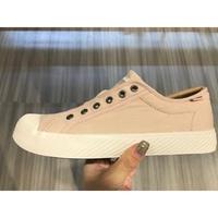 PALLADIUM 帕拉丁 女款 PALLAPHOENIX Slip-On系列 懶人鞋 乾燥玫瑰粉 75922629