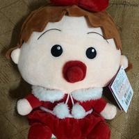 櫻桃小丸子巨無霸娃娃聖誕裝12吋