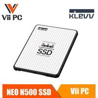 KLEVV NEO N500 120GB SATA III SK Hynix 3D 72-Layer NAND Flash Internal Solid State Drive (SSD)