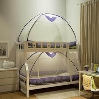 ระดับ 1.2 Jia เตียงนอนแม่ลูกมุ้งซิป 1. กระโจม 5 M เตียงสองชั้น 1me สหรัฐคู่เพิ่มความละเอียดเตียง 2 ชั้น