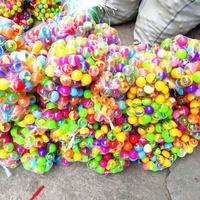 廠家直銷45mm塑料扭蛋 兒童玩具球 游戲機退禮品球 扭蛋球可爱
