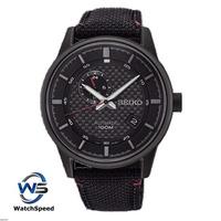 SEIKO SSA383K1 SSA383K SSA383 Sports Automatic Black Dial 100M Men's Watch