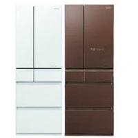 國際牌 日本製 無邊框玻璃系列 NR-F504HX 翡翠棕/翡翠白翡翠白
