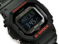 G-SHOCK G打擊G打擊Bluetooth手機鏈接功能返銷進口海外型號卡西歐CASIO電波太陽能數碼手錶黑色紅GW-B5600HR-1DR GW-B5600HR-1 G-SUPPLY