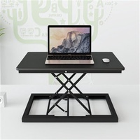 BAIZE Foldable Computer Table Adjustable Portable Laptop Desk Rotate Laptop Bed Table Can Be Lifted Stand Sit Dual Use Laptop Foldout Desk