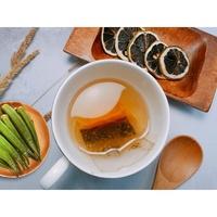 吉菓嚴選在地食材檸檬秋葵水20g(10包)