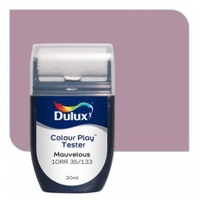 สีขนาดทดลอง Dulux Colour Play™ Tester - Mauvelous 10RR 35/133