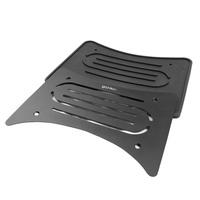 Gogoro 2, 3代專用 Gozilla平面鋁合金橡膠腳踏板墊 載物品止滑不晃動 精品改裝配件 Plus, S2