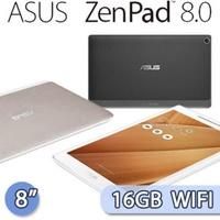 Asus 華碩 ZenPad 8.0 Z380M 8吋16G 四核平板電腦加側掀可立皮套全新未拆公司貨 原廠一年保固