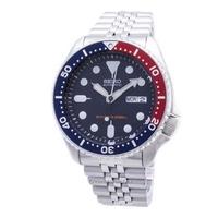 🚚 Seiko Automatic Diver's 200M Jubilee Bracelet SKX009K2 Men's Watch