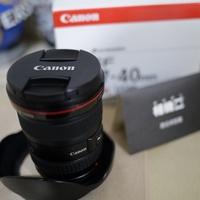 Canon EF 17-40mm f4 單眼相機鏡頭