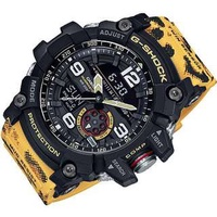 🚚 Casio Gshock Mudmaster Wildlife Leopard GG1000WLP GG1000 Twin Sensor with FREE DELIVERY 📦 G-Shock