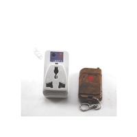 s305~長距離射頻插座(1對1)無線遙控插座無線開關插座智慧學習型遙控插座無線開關電風扇