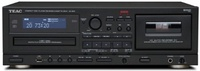 [Shipping from japan]Teac (Teac) TEAC CD player / cassette deck AD-800