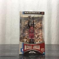 NBA Michael Jordan 喬丹公仔 UPPER DECK 非麥法蘭 Curry Nowitzki Wade