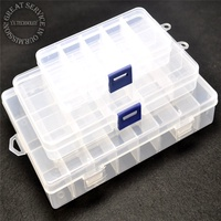 Part Components IC Tool Storage Screw Box