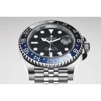 ROLEX 勞力士 126710BLRO 藍黑圈 GMT 五珠帶 最新日期  全新品