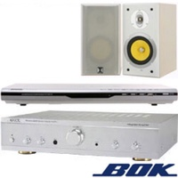 BOK DVR-977/ DV-988 HDMI / USB / DIVX / MP4 DVD錄放影機