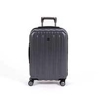 "(DELSEY Paris) Delsey Luggage Helium Titanium 21"" Carry-on Expandable Spinner Trolley (One size,..."