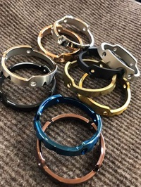 🚚 Aftermarket Steel/ Bronze/ Brass Shroud For Seiko 200m Scallop Prospex Diver Models