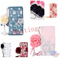 luxury Rose leather case  OPPO R11/R11 PLUS/R9S/R9S PLUS/R9/R9 PLUS