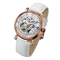 ARBUTUS ANALOG AR805RWW STAINLESS STEEL ROSE GOLD UNISEX WATCH