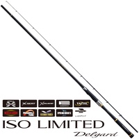 【SHIMANO】ISO LIMITED Delgard 1號530 磯釣竿
