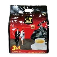 越南 G7 三合一即溶咖啡50入(袋裝)【小三美日】D129357
