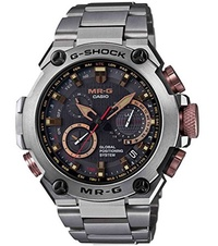 ▶$1 Shop Coupon◀  Casio G-Shock MR-G GPS Atomic Solar Hybrid MRG-G1000 MRGG1000DC-1A