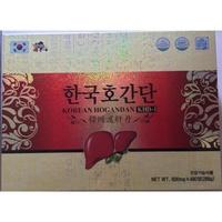 韓國護肝丹 每盒60錠 現貨