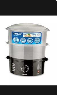 🚚 Cornell Food Steamer
