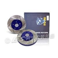 阿宏改裝部品 ROAD MGK HONDA CIVIC 9代 K14 1.8 2012- 前 劃線碟盤 原車尺寸