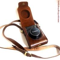 Leica leather case D-LUX6 D5 Leica/Hai OU CF100 Panasonic LX7 LX5 camera bag Nikon a Casio