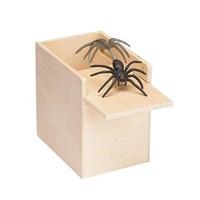 Spider Surprise - Scare Box, Hilarious Practical Joke Money Box - intl