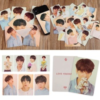 KPOP BTS Love Yourself Album Card Photocard Collectibles