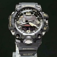 CASIO GSHOCK MASTER OF G MUDMASTER BLACK TRIPLE SENSOR WAVE CEPTOR TRIPLE SENSOR & SAPPHIRE GLASS GWG1000-1ADR