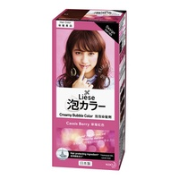 Liese Creamy Bubble Hair Colour - Cassis Berry